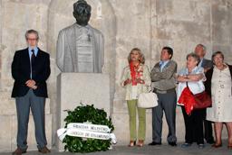 La Universidad conmemora un año más el nacimiento de Unamuno con un amplio programa de actividades