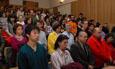 Acto de apoyo de Salamanca a las víctimas del terremoto de Japón