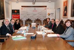 El Centro de Estudios Ibéricos incorporará la celebración del VIII Centenario de la Universidad de Salamanca como uno de sus ejes estratégicos