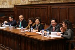 La Universidad de Salamanca suscribe una declaración de apoyo a los ministros de Justicia de Iberoamérica en la salvaguarda del patrimonio y de los bienes culturales y de su tráfico ilícito