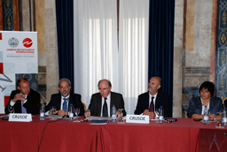 Los gobiernos de Castilla y León, Galicia y Norte de Portugal, reconocen a la Conferencia de Rectores de las Universidades del Sudoeste Europeo (CRUSOE) como Grupo de Trabajo de I+D