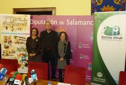 """Presentación del programa de voluntariado juvenil """"Circuito lúdico Cabrerizos"""""""