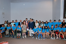 El rector de la Universidad de Salamanca clausura los 'Campus Inclusivos, Campus sin límites'