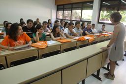 Casi 120 jóvenes participan en los Campus Científicos de la Universidad de Salamanca