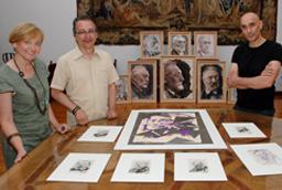 El Centro de Estudios Brasileños inaugura la exposición 'Barco de Fogo', del fotógrafo brasileño Márcio Garcez