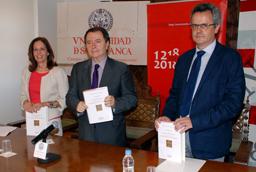 La Universidad de Salamanca promociona su patrimonio artístico  en el 'Año Salinas' con la publicación del Catálogo del Archivo de Música de su Capilla