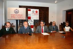 La Cátedra Domingo de Soto de la Universidad de Salamanca recupera su programación tras de 12 años de inactividad
