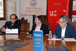 La Oficina del VIII Centenario crea una línea de recuperación del patrimonio material e inmaterial de la Universidad de Salamanca