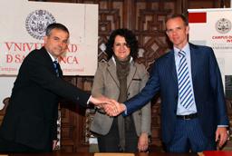 Saloro da apoyo financiero a un proyecto de investigación impulsado por la Universidad de Salamanca y el IRNASA