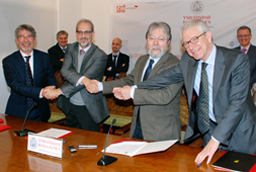 La Fundación General de la Universidad de Salamanca promueve un convenio para analizar el envejecimiento poblacional