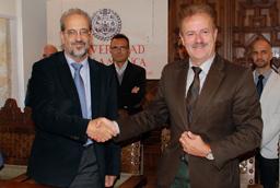 La Universidad de Salamanca y la Escuela NEXT IBS pondrán en marcha un Máster Internacional de Negocios