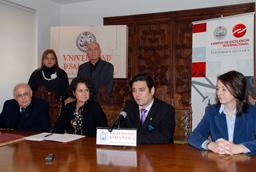 Las universidades de Salamanca y Columbia de Paraguay impulsarán el intercambio de profesores, investigadores y estudiantes