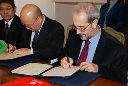 La Universidad de Salamanca y la Universidad de Yamagata impulsan la movilidad de sus estudiantes mediante la suscripción de un convenio