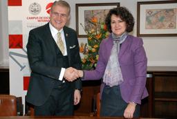 La Universidad de Salamanca suscribe un convenio con la Universidad Aydin de Estambul