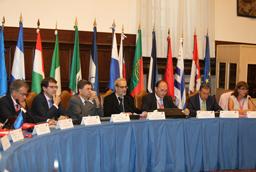 La Universidad de Salamanca acoge la I Cumbre de Presidentes de Consejos de Rectores de la Unión Europea, América Latina y el Caribe