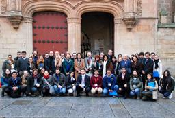 La secretaria general iberoamericana pronuncia la conferencia magistral de la Escuela de Invierno en Estudios Latinoamericanos