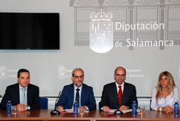 La Diputación y la Universidad de Salamanca ponen en marcha la I Convocatoria de Proyectos de Investigación para ofrecer soluciones al Sector Primario
