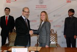 Las Escuelas de Lengua Española de la Universidad de Salamanca abrirán un nuevo centro en Barcelona