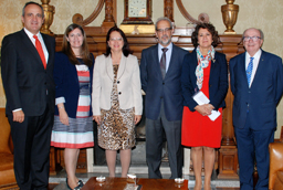 El Banco Mundial y el Consejo Nacional de Rectores de Costa Rica selecciona a la Universidad de Salamanca para un proyecto de mejora de la Educación Superior