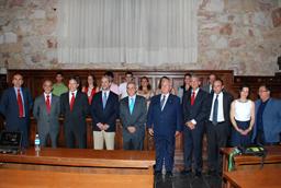 Inauguración oficial de la III Escuela Internacional de Verano sobre Emprendimiento en las Escuelas Mayores