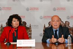 FLACSO España impulsará la 'Escuela de Salamanca' con programa de cursos de especialización para políticos y servidores públicos