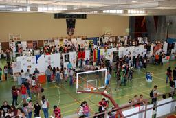 Más de 9.000 estudiantes visitan la VII Feria de Bienvenida de la Universidad de Salamanca