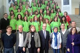 Gran éxito de asistencia y participación en la II Feria de Bienvenida de la Universidad de Salamanca en el Campus Viriato de Zamora