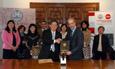 Las universidades de Salamanca y Fu Jen Catholic de Taiwán suscriben un convenio de colaboración académica