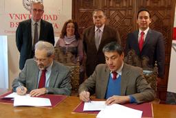 La Universidad de Salamanca y las Unidades Tecnológicas de Santander (Colombia) impulsan la colaboración en estudios geotécnicos