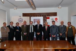 La Fundación General de la Universidad de Salamanca y Laboratorios INIBSA impulsarán la investigación farmacéutica