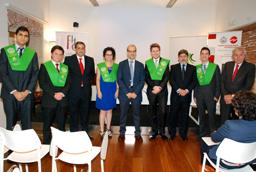 Cerca de 130 alumnos participan en los XXXV Cursos de Especialización en Derecho
