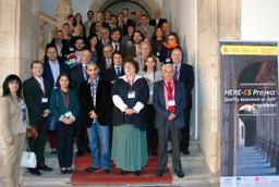 La Universidad de Salamanca reúne a representantes de las agencias de calidad universitaria de una decena de países europeos