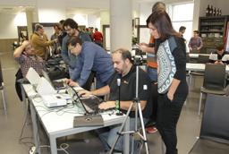 El Parque Científico de la Universidad de Salamanca celebra su segunda jornada 'I+Day', destinado a empresarios salmantinos