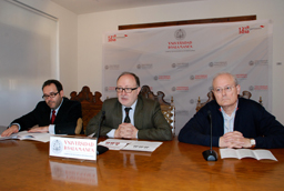 La Universidad de Salamanca tributa un homenaje a Adolfo Suárez con unas jornadas de estudio sobre su biografía política y su papel en el cambio democrático de España