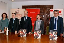 La Oficina del VIII Centenario de la Universidad de Salamanca presenta el libro 'Francisco de Salinas. De Musica libri septem'