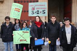 El Consejo de Delegaciones de Estudiantes de la Universidad de Salamanca manifiesta su oposición al Real Decreto modificador de las enseñanzas universitarias