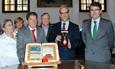 La Universidad de Salamanca recibe la Medalla de Oro de la Ciudad de Salamanca otorgada a Miguel de Unamuno