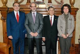 Inauguración del Seminario Iberoamericano de Control Público