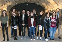 El Servicio de Actividades Culturales de la Universidad de Salamanca presenta la exposición 'Orla 2.0. Curso 2016'