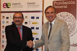 La Fundación General y la Sociedad Española de Geriatría y Gerontología suscriben un convenio de colaboración
