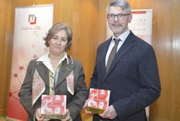 El profesor Juan Antonio Rodríguez Sánchez, de la Facultad de Medicina de la Universidad de Salamanca, recibe el Premio de Educación Médica 2015