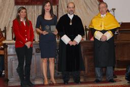 Entrega del Premio Fundación Grünenthal a la Investigación en Dolor 2011