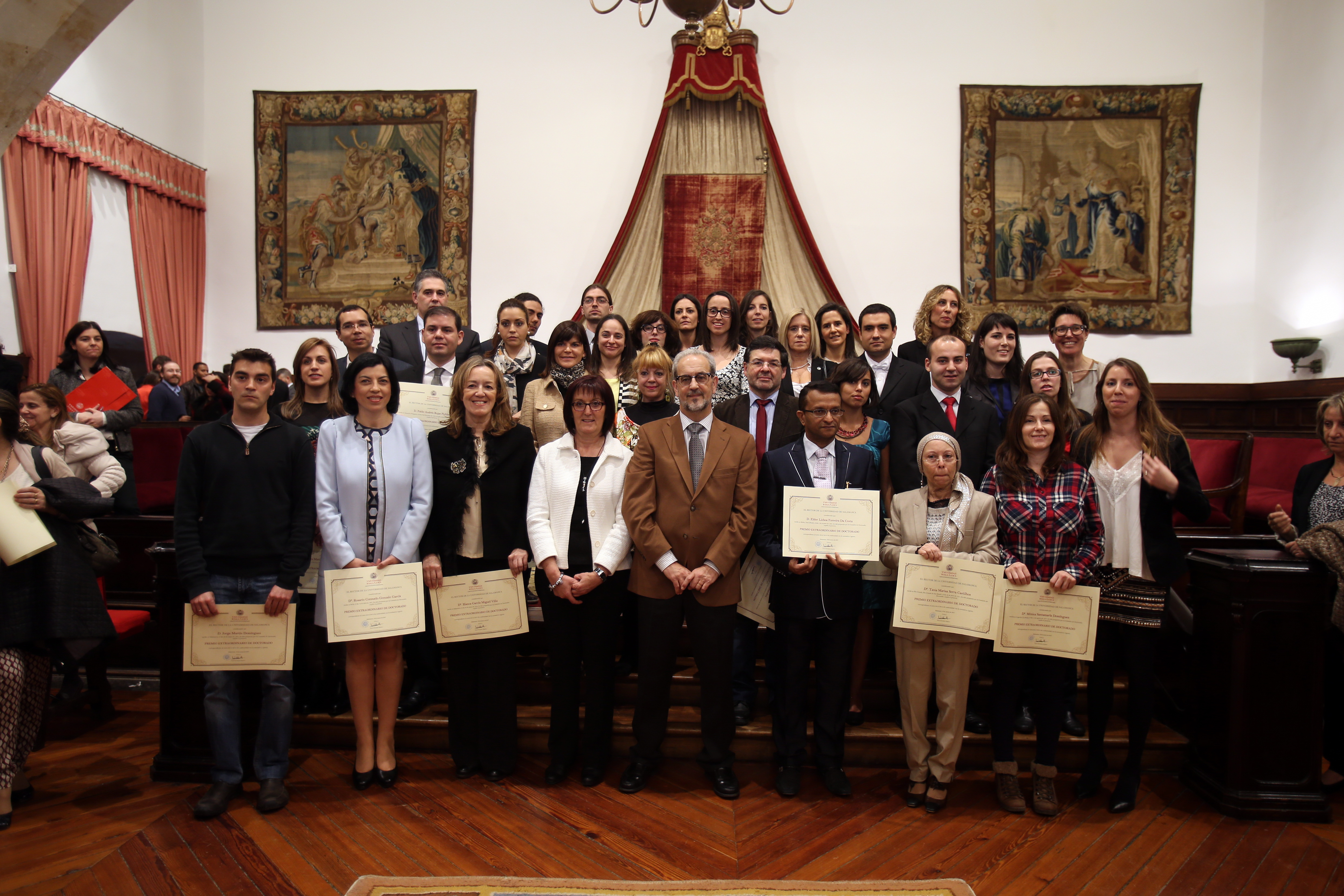 Presentación en el Instituto de Neurociencias del Servicio de Bioinformática de Nucleus, plataforma de apoyo a la investigación de la Universidad de Salamanca