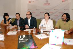 Los XIX Premios San Marcos reúnen 70 obras de estudiantes de la Facultad de Bellas Artes