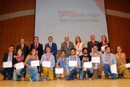 Un emprendedor de la Universidad de Salamanca acerca su negocio a Silicon Valley gracias al programa YUZZ