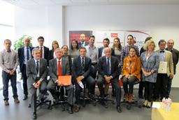 El vicerrector de Investigación preside la entrega de premios de la Cátedra de Emprendedores de la Universidad de Salamanca
