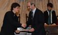 La Universidad de Salamanca entrega los Premios Extraordinarios de Doctorado y Grado