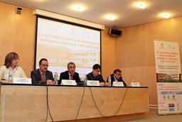 El vicerrector de Promoción y Coordinación inaugura la XV Reunión de Profesores de Ingeniería Mecánica e Ingeniería de Vehículos