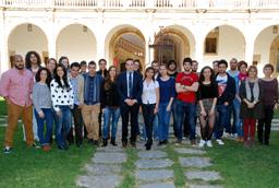 """El Programa YUZZ """"Jóvenes con Ideas"""" arranca en la Universidad de Salamanca con el desarrollo de 20 proyectos"""