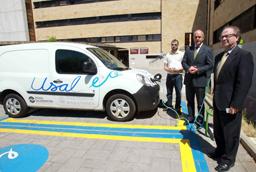 La Universidad de Salamanca, en colaboración con Iberdrola, inaugura su red de recarga de vehículos eléctricos 'Red USALe'